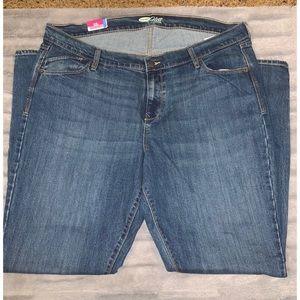 Flirt Skinny Jeans Old Navy